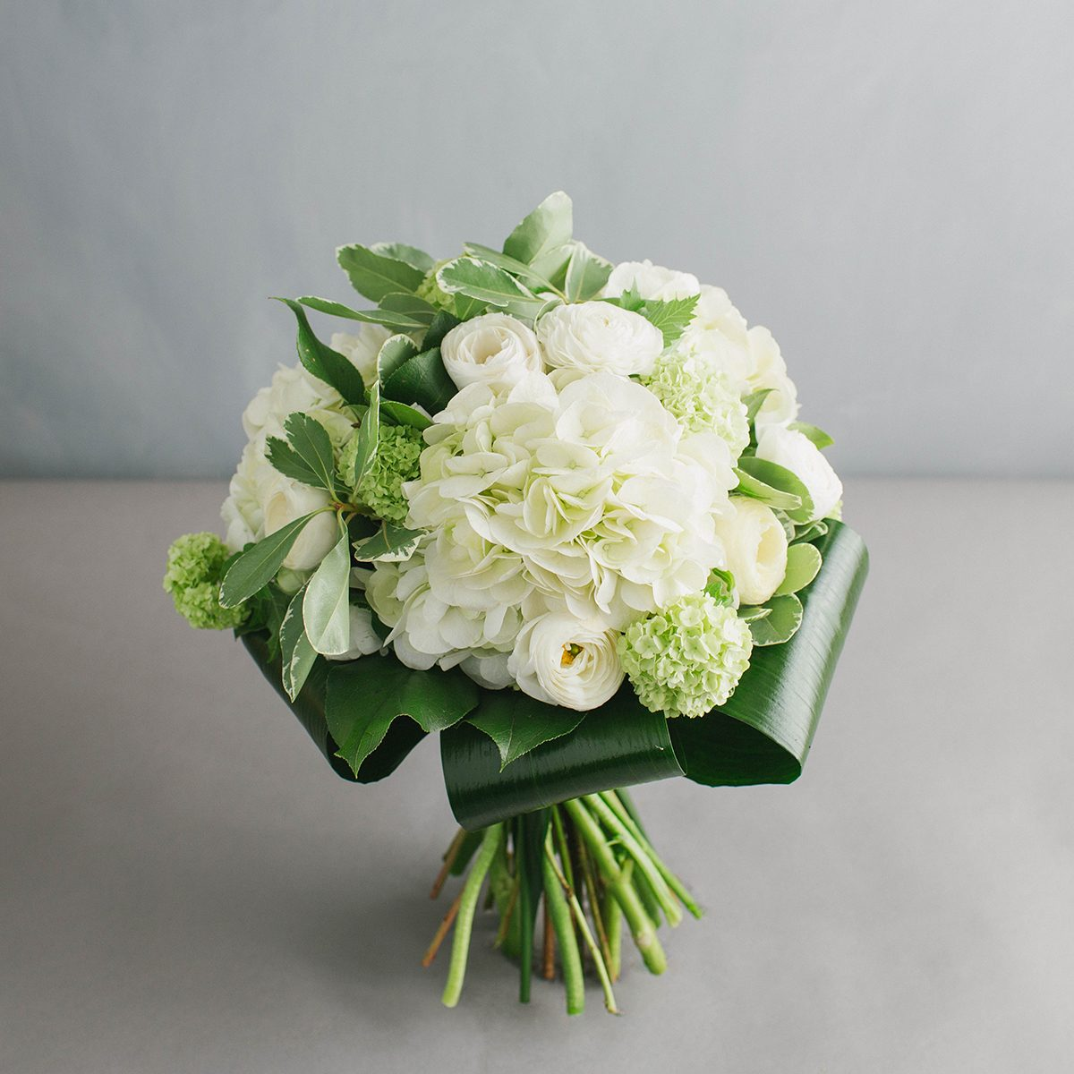 Snowball-Bouquet