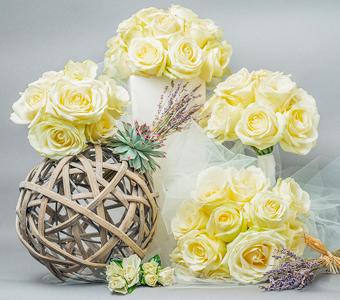 Simple Elegant Bridal Package Wicklow