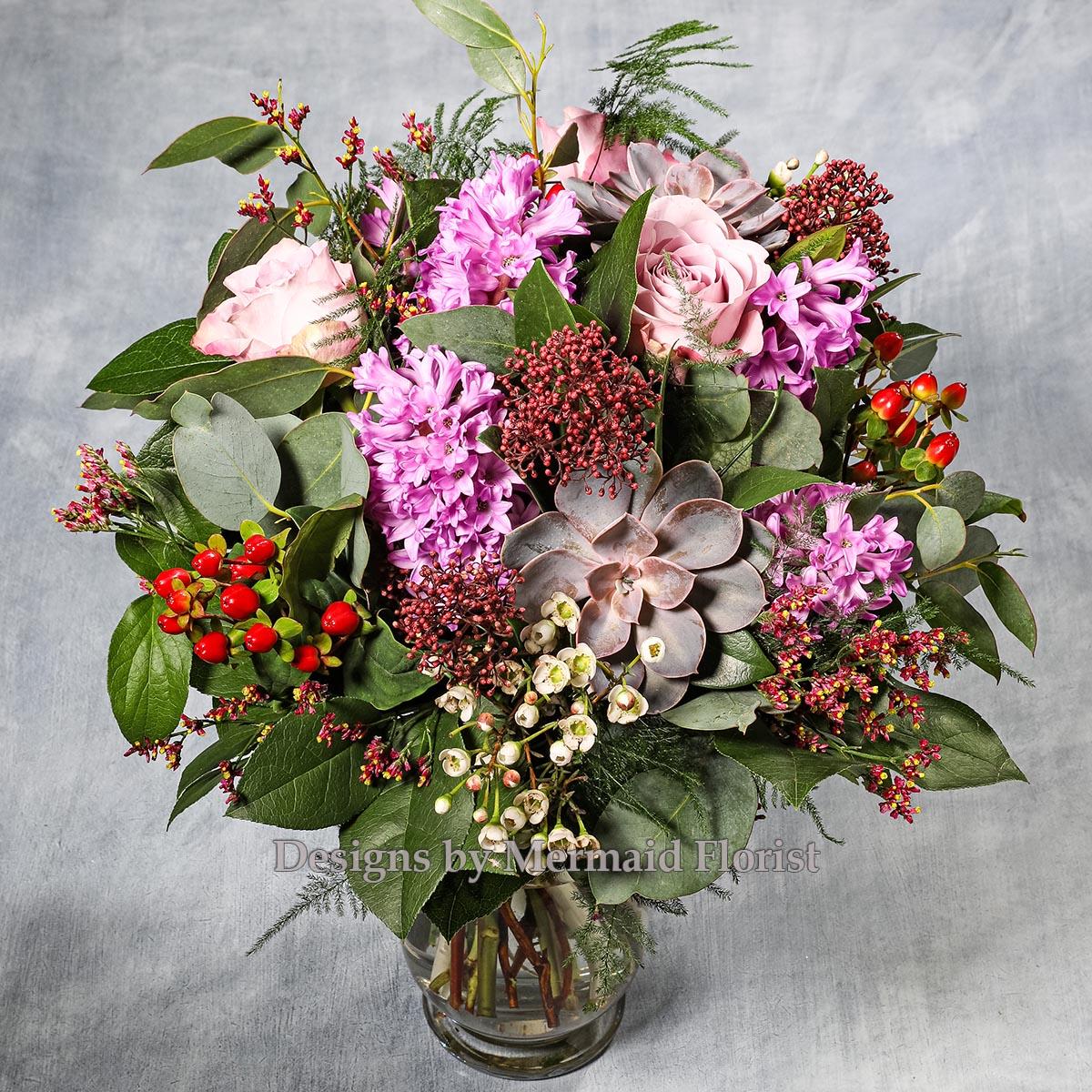 Winter Sweet Bouquet